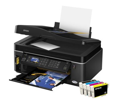 Epson Stylus Office BX600 FW @Bild: Epson