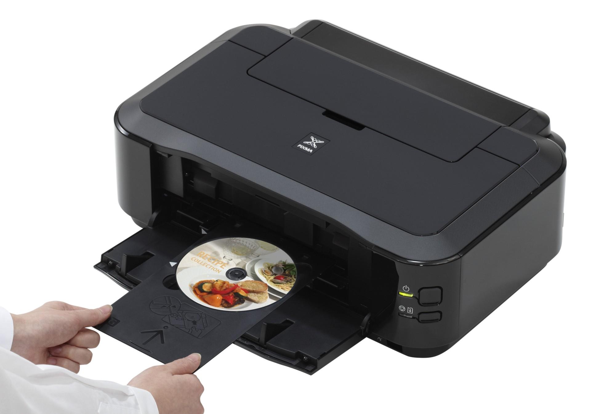 Canon iP 4950 CD-Druck