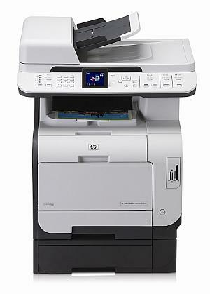 HP Colorlaserjet CM 2320 Bild: Brother